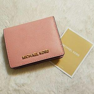Blush Pink MK Wallet!